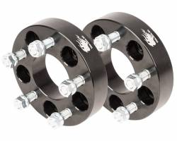 Wheel Spacers & Adapters - Jeep YJ, TJ, ZJ, XJ, MJ Comanche, 02-04 Liberty - TRAIL-GEAR - TRAIL-GEAR Jeep Wheel Spacer Kit  5x4.5 *Choose Size*   -140019-2-KIT,140002-2-KIT
