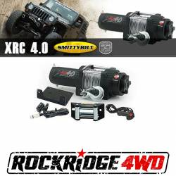 Winches & Recovery Gear - 2,000 to 6,000 lbs Electric Winches - Smittybilt - XRC-4 3000lb Winch Utility/ATV/UTV Winch Smittybilt