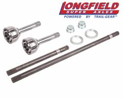 Toyota - TRAIL-GEAR - Trail Gear Longfield™ FJ80 Gun Drilled 30-Spline Super Set - 301720-1-KIT