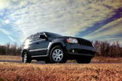"""Rough Country - Rough Country 2005-2010 Jeep WK Grand Cherokee & XK Commander 2"""" Suspension Lift Kit - 664 - Image 2"""