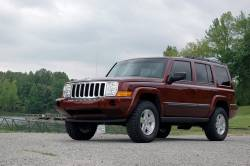 """Rough Country - Rough Country 2005-2010 Jeep WK Grand Cherokee & XK Commander 2"""" Suspension Lift Kit - 664 - Image 3"""