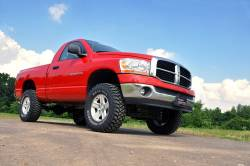 """Rough Country - Rough Country 2006-2008 Dodge Ram 4WD 1500 4"""" Suspension Lift Kit- 326S - Image 2"""