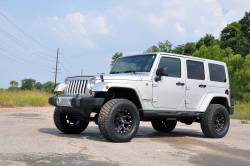 """Rough Country - Rough Country 2007-2018 Jeep JK Wrangler 3.25"""" Suspension *Choose Model* -PERF694-PERF693 - Image 3"""