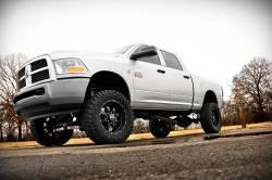 "Rough Country - Rough Country 2011-2013 Dodge Ram 2500 11-12 Dodge Ram 3500 5"" Suspension Lift Kit *Choose Engine* - 348.23-349.23 - Image 2"