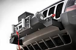 Rough Country - Rough Country 99-04 Jeep WJ Grand Cherokee Winch Mounting Plate- 1064 - Image 4
