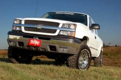 Rough Country - Rough Country 4IN GM NTD SUSPENSION LIFT KIT (99-06 1500 PU)- 25820 - Image 5