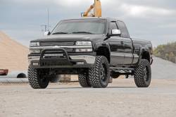 Rough Country - Rough Country 6IN GM NTD SUSPENSION LIFT KIT (99-06 1500 PU 4WD) - 27220A - Image 3