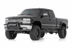 Rough Country - Rough Country 6IN GM NTD SUSPENSION LIFT KIT (99-06 1500 PU 4WD) - 27220A - Image 4