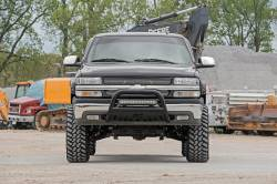 Rough Country - Rough Country 6IN GM NTD SUSPENSION LIFT KIT (99-06 1500 PU 4WD) - 27220A - Image 5