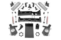 "2000-06 Chevy / GMC Tahoe /Yukon - Rough Country - Rough Country - Rough Country 2000 - 2006 Chevy / GMC 1500 Tahoe / Yukon 6"" Suspension Lift Kit - 28020"