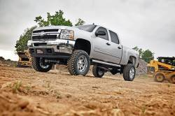 Rough Country - Rough Country 7.5IN GM NTD SUSPENSION LIFT KIT (11-17 2500HD/3500HD) - 253X - Image 2