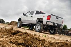 Rough Country - Rough Country 7.5IN GM NTD SUSPENSION LIFT KIT (11-17 2500HD/3500HD) - 253X - Image 3