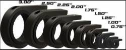 Lighting - Mounting - VISION X Lighting - Vision X TUBE CLAMP MOUNTS *Choose Size*