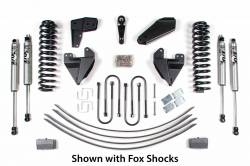 "FORD - 1980-1996 Ford Bronco - BDS Suspension - BDS Suspension 4"" Lift Kit for 1980-1996 Full Size Bronco w/power steering  -360H"