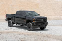 Rough Country - Rough Country 11-17 Chevy / GMC 2500 / 3500HD 3.5IN SUSPENSION LIFT KIT - 95920 - Image 3