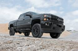 Rough Country - Rough Country 11-17 Chevy / GMC 2500 / 3500HD 3.5IN SUSPENSION LIFT KIT - 95920 - Image 4