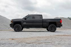 Rough Country - Rough Country 11-17 Chevy / GMC 2500 / 3500HD 3.5IN SUSPENSION LIFT KIT - 95920 - Image 5