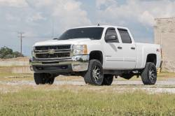 Rough Country - Rough Country 01-10 Chevy / GMC 2500 Pickup / SUV 2WD/4WD 3IN SUSPENSION LIFT KIT - 8596N2 - Image 2