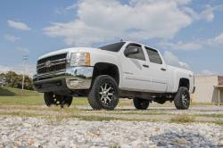 Rough Country - Rough Country 01-10 Chevy / GMC 2500 Pickup / SUV 2WD/4WD 3IN SUSPENSION LIFT KIT - 8596N2 - Image 3