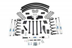 "DODGE - 2001-02 Dodge 1 Ton Pickup - BDS Suspension - BDS Suspension 5"" Lift Kit for 2000 - 2002 Dodge Ram 3/4 & 1 Ton 4wd Pickup - Gas & Diesel   -217H"