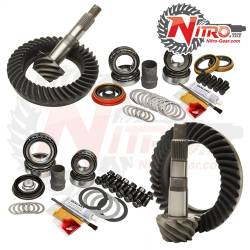 GEAR CHANGE PACKAGES BY VEHICLE - Toyota Landcruiser 91-97 80 Series & 91-97 70 Series - Nitro Gear & Axle - NITRO 4.88 Ring & Pinion Gear Change Package For 07-15 Toyota Tundra 5.7L