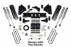 "BDS Suspension - BDS Suspension 2013-17 Ram 3500 *Diesel* 4wd 6"" Suspension System  - 699H"