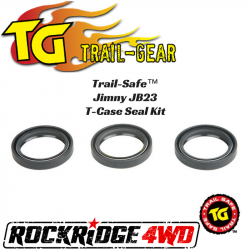 Transfer Cases & Accessories - TRAIL-GEAR - Trail-Safe™ Jimny JB23 T-Case Seal Kit - 304139-3-KIT