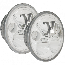 "Lighting - LED Headlights - VISION X Lighting - Vision X Vortex 5.75"" LED HEADLIGHTS *Select Kit or Single Light* - XIL-575RDKIT"