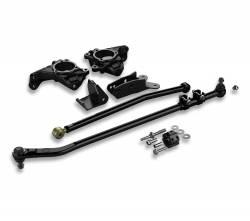 TeraFlex - Miscellaneous - Teraflex Jeep Wrangler JK High Steer System & Drag Link Flip Kit - 4390975