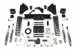 "Ram 3/4 Ton Pickup - 2014-2017 - BDS Suspension 6"" Radius Arm Drop Suspension System 
