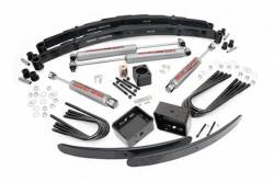 "CHEVY / GMC - 1977-1991 Chevy/GMC 1 Ton Pickup - Rough Country - Rough Country 6"" Suspension Lift Kit for Chevy/GMC 1977-1991 3500 Pickup - 251.20"