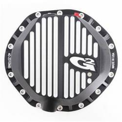 "G2 Axle & Gear - G2 Axle & Gear BRUTE Series GM 9.5"" 14 Bolt Differential Cover - Ball Milled Aluminum - 40-2010MB"