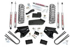 "1980-1996 Ford Bronco - Rough Country - Rough Country - Rough Country 4"" Suspension Lift Kit for Ford 1980-96 Bronco - 465B.20"