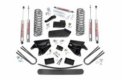 "1980-1996 Ford F-150 - Rough Country - Rough Country - Rough Country 6"" Suspension Lift Kit for Ford 1980-96 F-150 / Bronco - 470.20"
