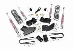 "1980-1996 Ford Bronco - Rough Country - Rough Country - Rough Country 4"" Suspension Lift Kit for Ford 1984-1990 Bronco II - 435.20"