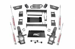 "1997-03 Ford F150 - Rough Country - Rough Country - Rough Country 4"" Suspension Lift Kit for Ford 1997-2003 F-150 - 477.20"