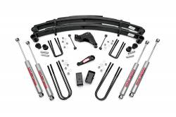 "FORD - 1999-04 Ford F250, F350 Super Duty - Rough Country - Rough Country 6"" Suspension Lift Kit for Ford 1999 F250 / F350 Super Duty - 49330"