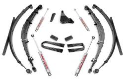 "FORD - 1999-04 Ford F250, F350 Super Duty - Rough Country - Rough Country 6"" Suspension Lift Kit for Ford 1999 F250 / F350 Super Duty - 49230"