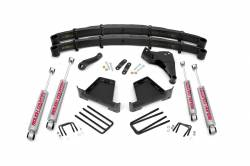 "2000-05 Ford Excursion - Rough Country - Rough Country - Rough Country 5"" Suspension Lift Kit for Ford 2000-2005 Excursion - 481.20"