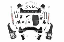 "FORD - 2004-08 Ford F150 - Rough Country - Rough Country 6"" Suspension Lift Kit for Ford 2004-2008 F150 - 54620-54622-54623"