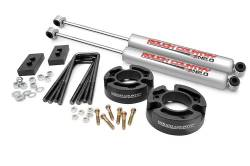 "FORD - 2004-08 Ford F150 - Rough Country - Rough Country 2.5"" Leveling Suspension Lift Kit for Ford 2004-2008 F150 - 570.20-570P"