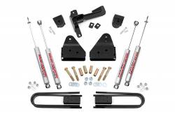 "FORD - 2005-14 Ford F250, F350 Super Duty - Rough Country - Rough Country 3"" Suspension Lift Kit for Ford 2005-2007 F250 / F350 Super Duty - 509.20"