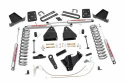 "FORD - 2005-14 Ford F250, F350 Super Duty - Rough Country - Rough Country 4.5"" Suspension Lift Kit for Ford 2008-2010 F250 / F350 Super Duty - 478.20"