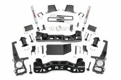 "FORD - 2009-12 Ford F150 - Rough Country - Rough Country 6"" Suspension Lift Kit for Ford 2009-2010 F150 - 598S-598.24"
