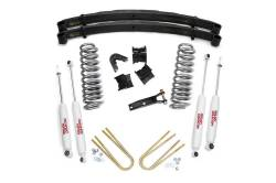 "1980-1996 Ford Bronco - Rough Country - Rough Country - Rough Country 4"" Suspension Lift Kit for Ford 78-79 Bronco - 535.20"