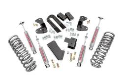 "1980-1996 Ford F-150 - Rough Country - Rough Country - Rough Country 2.5"" Suspension Lift Kit for Ford 80-96 F150 - 420.20"