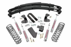"""FORD - 1980-1996 Ford F-150 - Rough Country - Rough Country 2.5"""" Suspension Lift Kit for Ford 80-96 F150 - 510.20"""
