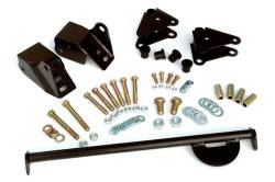 Rough Country - Suspension Components - Rough Country - Rough Country Jeep 76-85 CJ Shackle Reversal Kit - 5060