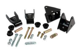 Suspension Build Components - Shackles - Rough Country - Rough Country 87-95 Jeep Wrangler YJ Shackle Reversal - 5061