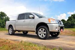 """Rough Country - Rough Country 2"""" Leveling Suspension Lift Kit for 2004-2015 Nissan Titan - 863 - Image 2"""